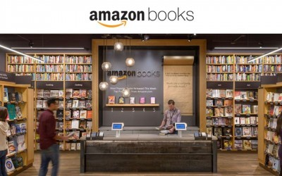 Amazon is opening its first shop